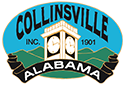 Town of Collinsville Alabama Logo