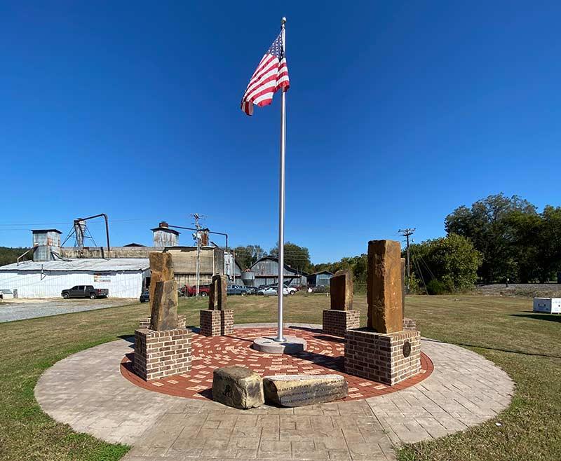 Veteran's Memorial Park Collinsville